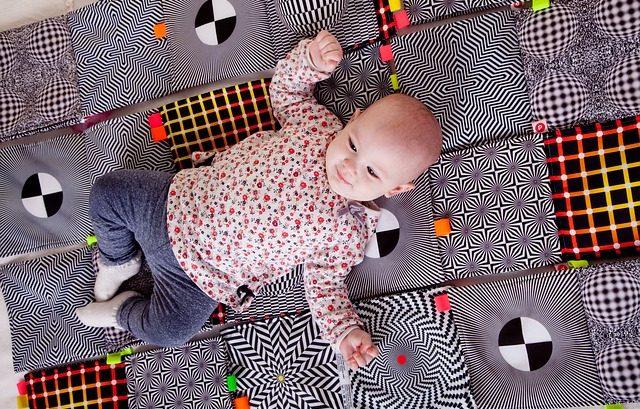 zabawki dla 4 miesięcznego dziecka