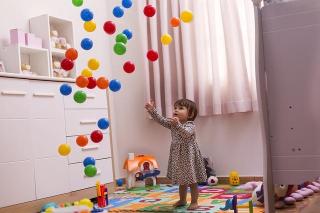 pokój dziewczynki inspircje