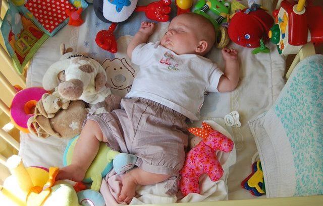 zabawki półroczne dziecko