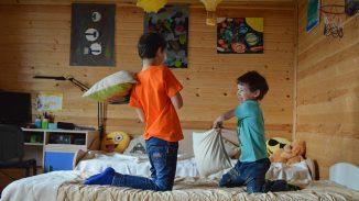 pokój dziecka DIY